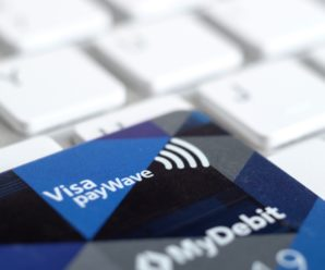Карты Visa PayWave (бесконтактные платежи)