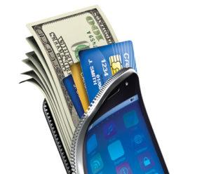 Как получить кредит на электронный кошелек?