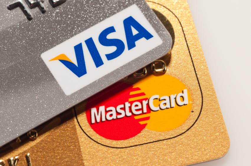 виза или мастеркард